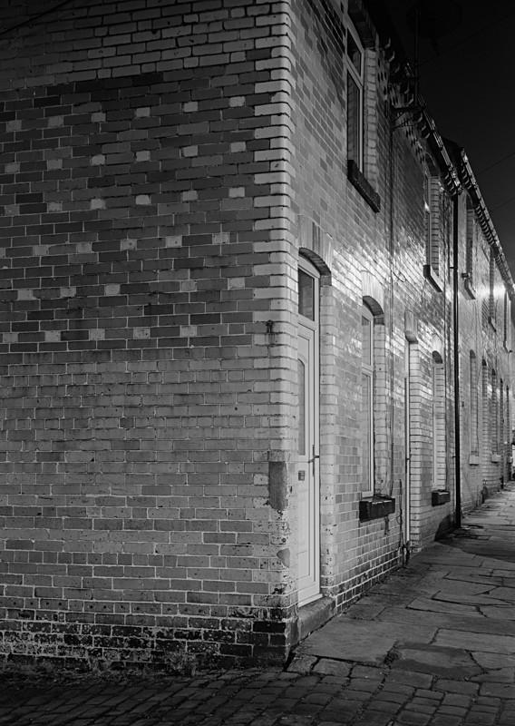 Tiled Terraces Guycroft Street Otley - Otley and Ilkley at Night