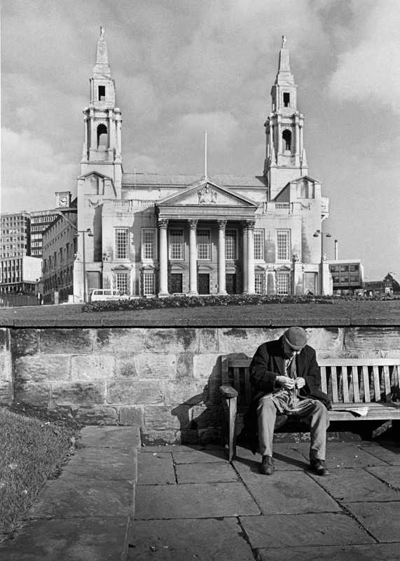 Civic Hall Leeds circa 1980