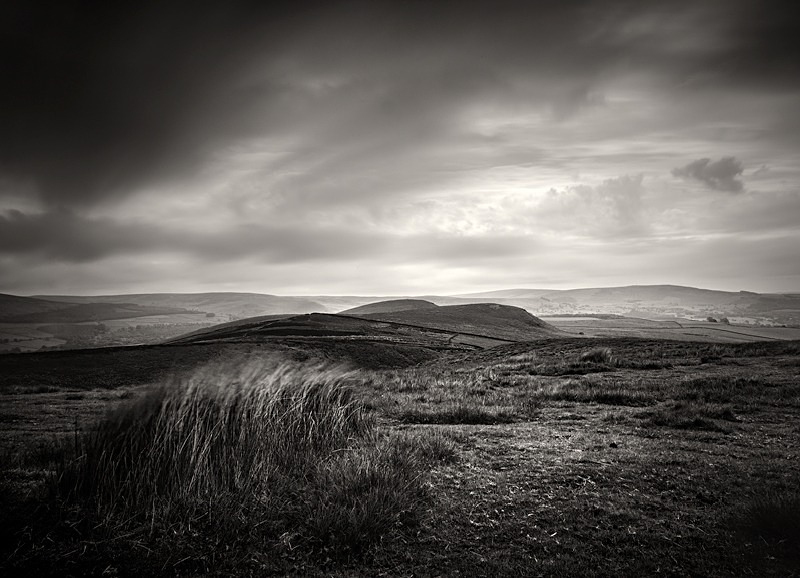 Bardon moor Black and White