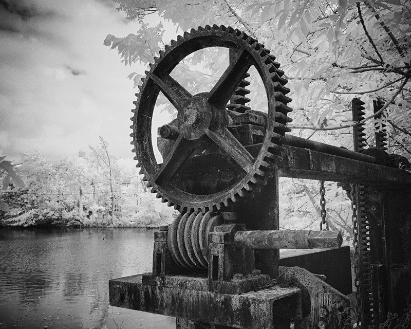 Cogs, Infrared - Infrared