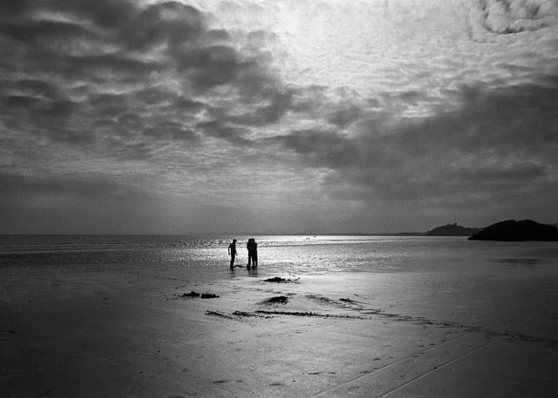 Black Rock Sands, North Wales #2 - Water