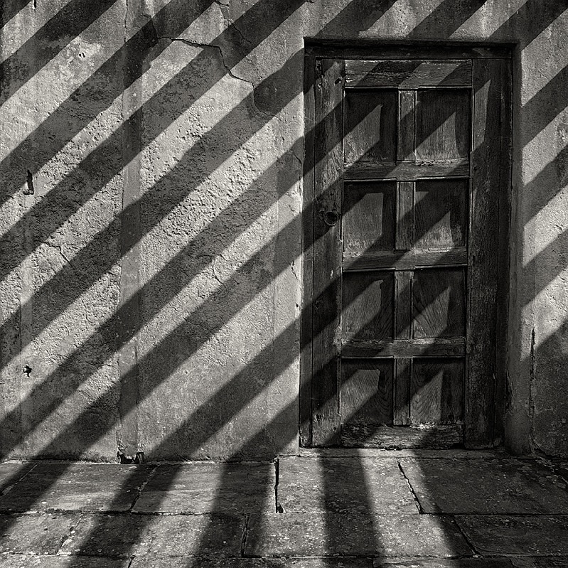 Shadows and Lines