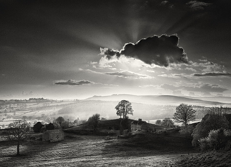 Black and White Yorkshire Photography