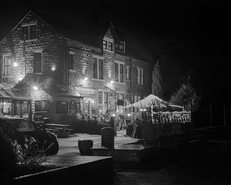 Ilkley Riverside Hotel - Otley and Ilkley at Night