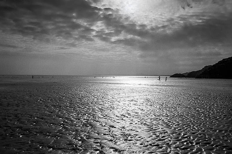 Black Rock Sands, North Wales - Water