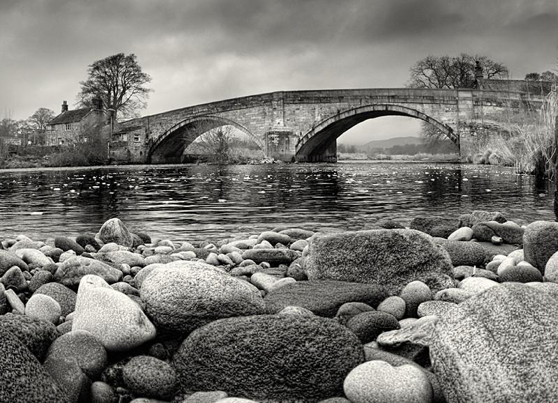 Bridge at Bolton Abbey