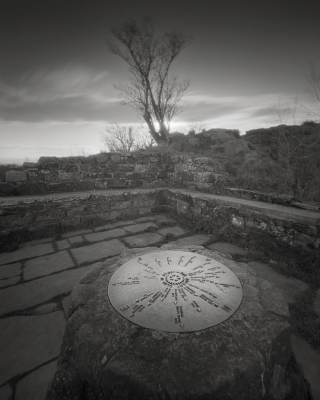 Direction Finder, Otley Chevin - Trees, Fields and Landscapes