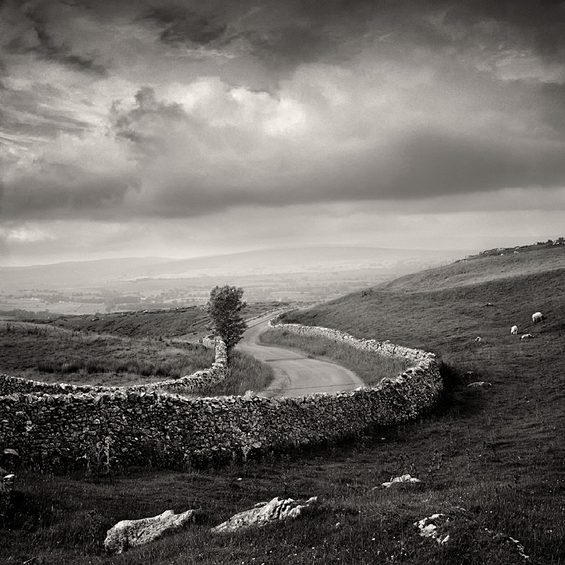Yorkshire dales Road