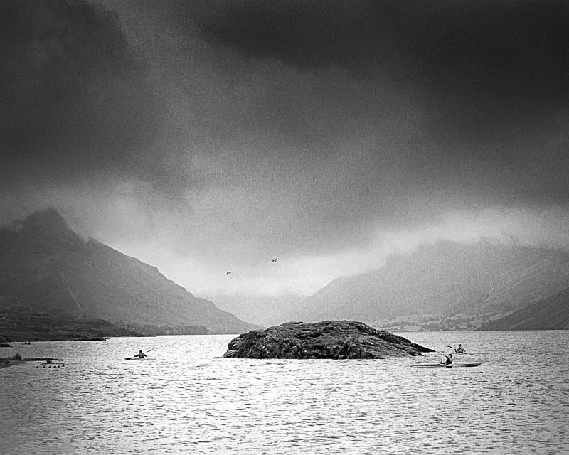View into Dale Head - Landscapes
