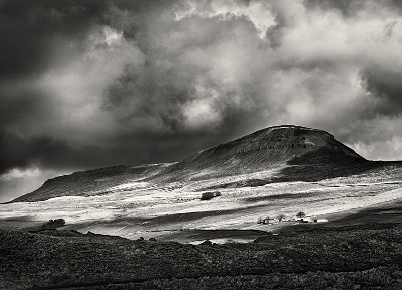 Pen-y-ghens clouds
