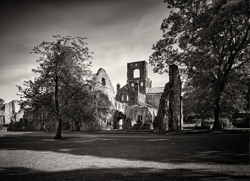 Kirkstall Abbey - Architecture