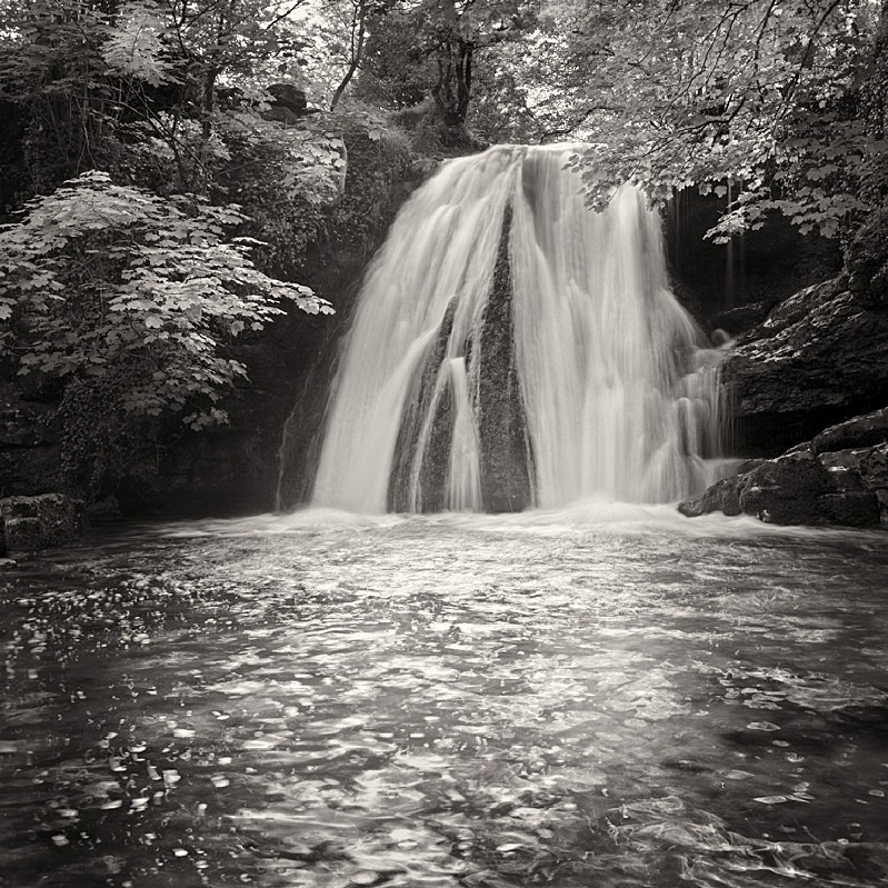 Janets Foss Pool Photograph