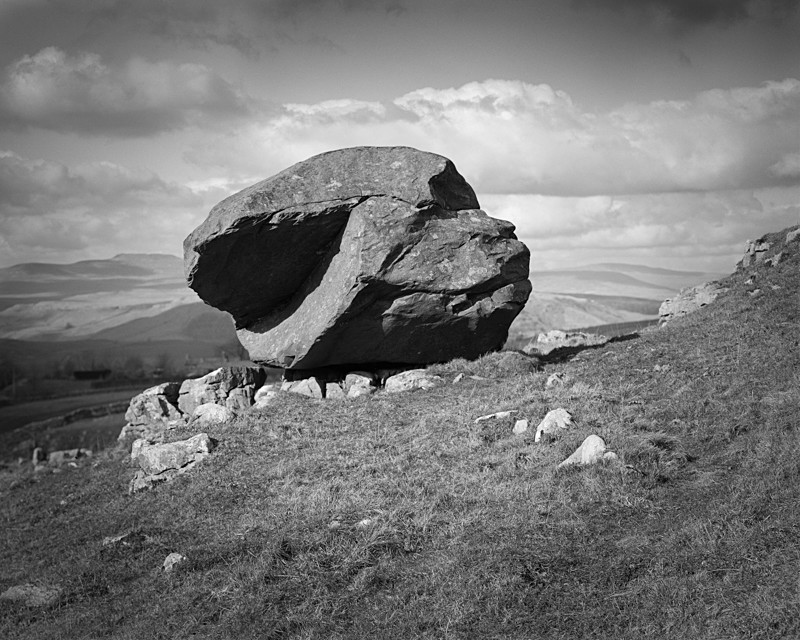 Monkey Stone, Yorkshire Dales - Landscapes