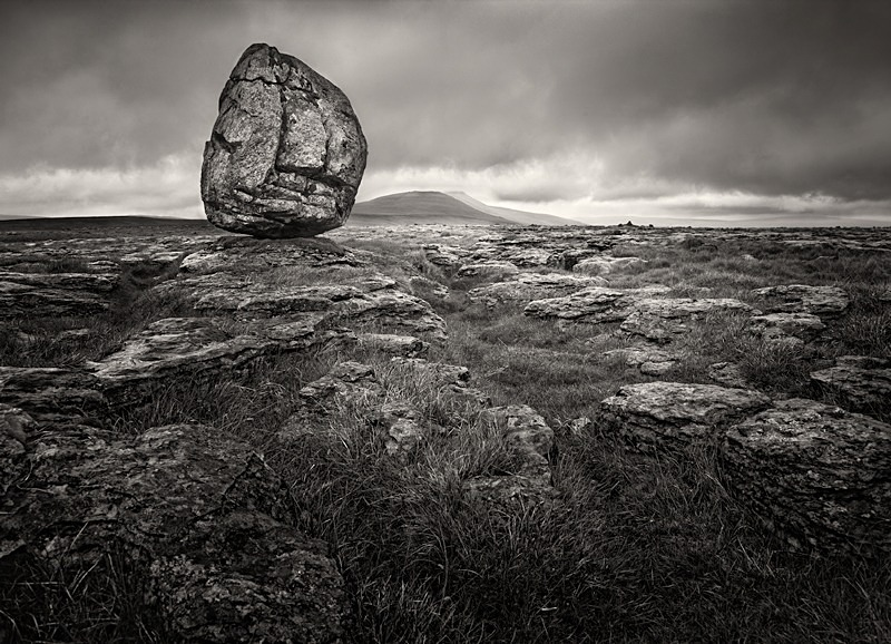 Yorkshire black and white photography