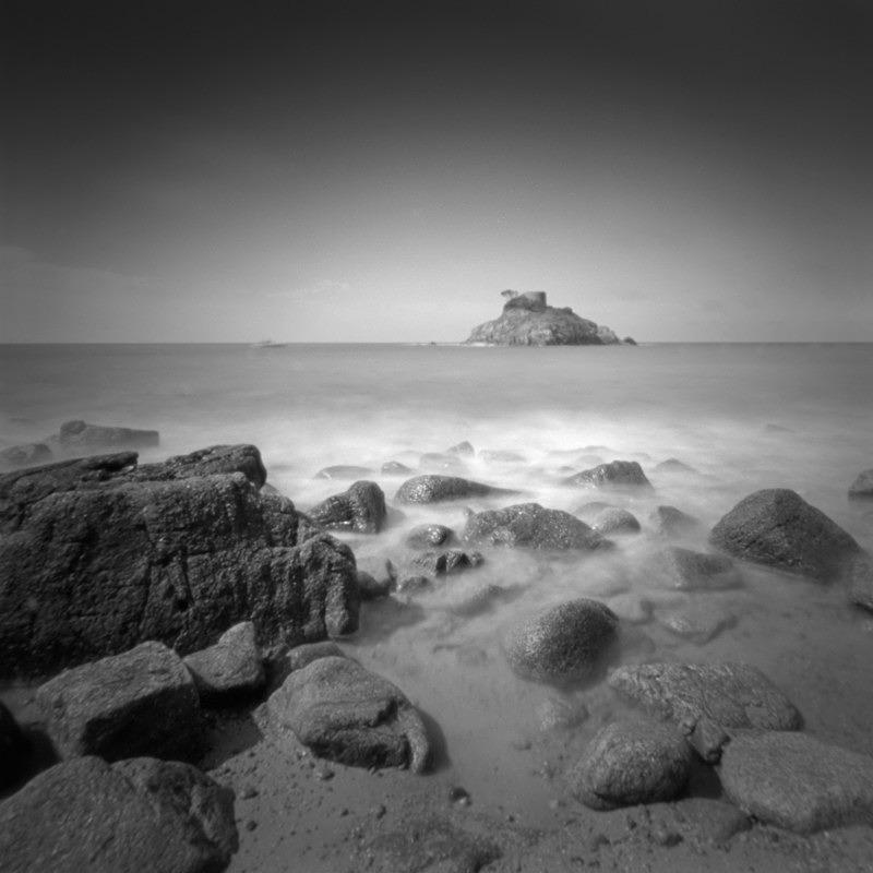 Jersey Coast 13 - Coastal Pinhole pictures