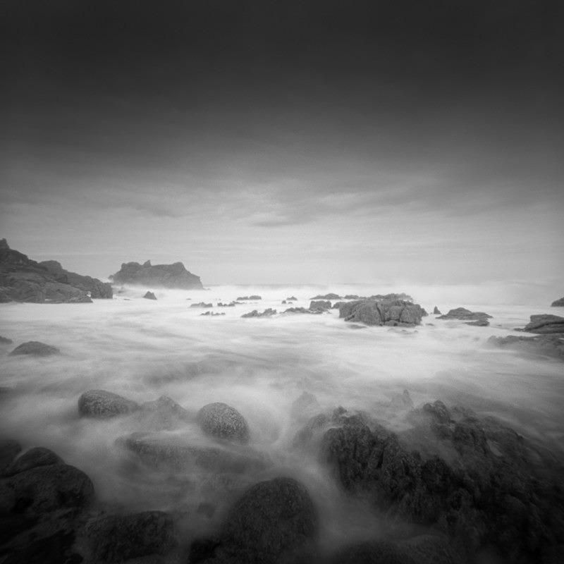 Jersey coast 14 - Coastal Pinhole pictures