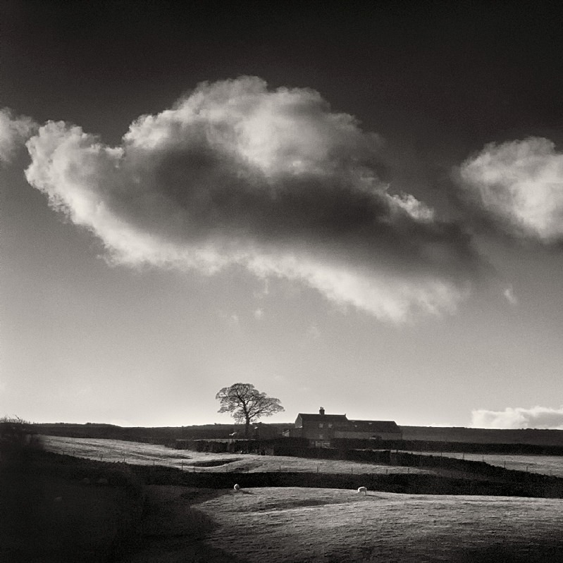 Black and White Landscape Photographs