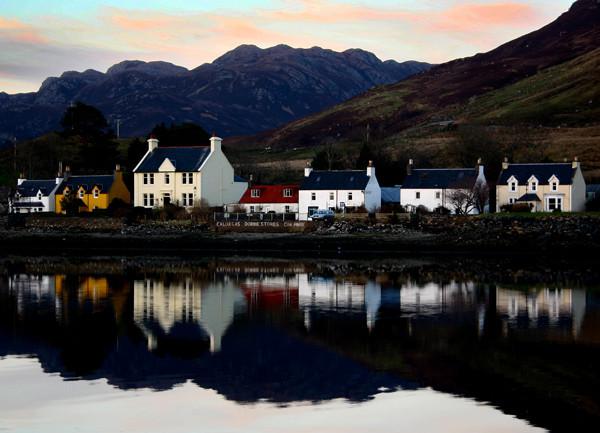 Scottish reflections - United Kingdom