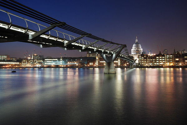 Millenium Bridge - United Kingdom