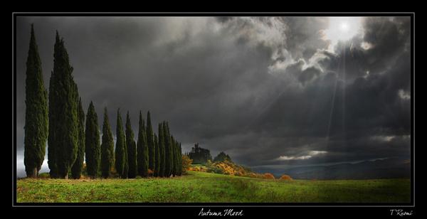 - Tuscany