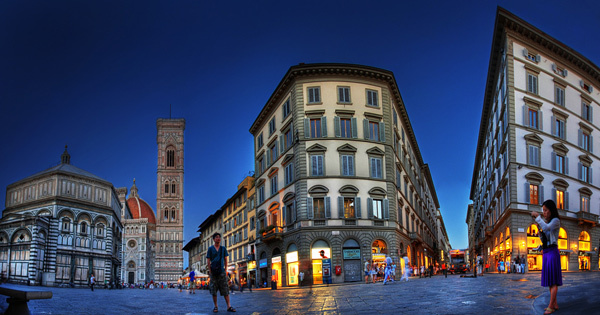 Sightseeing in Florence - Tuscany