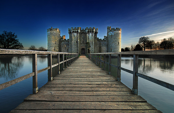 The castle - United Kingdom