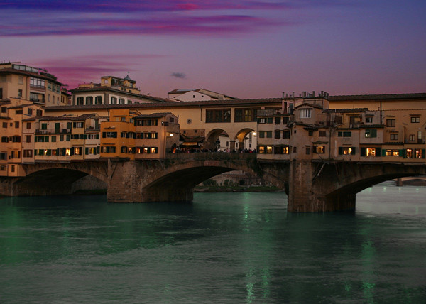 Old Bridge - Tuscany