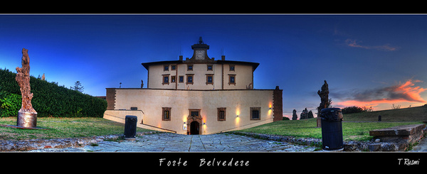 Forte Belvedere - Tuscany