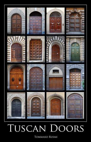 Tuscan Doors - Tuscany