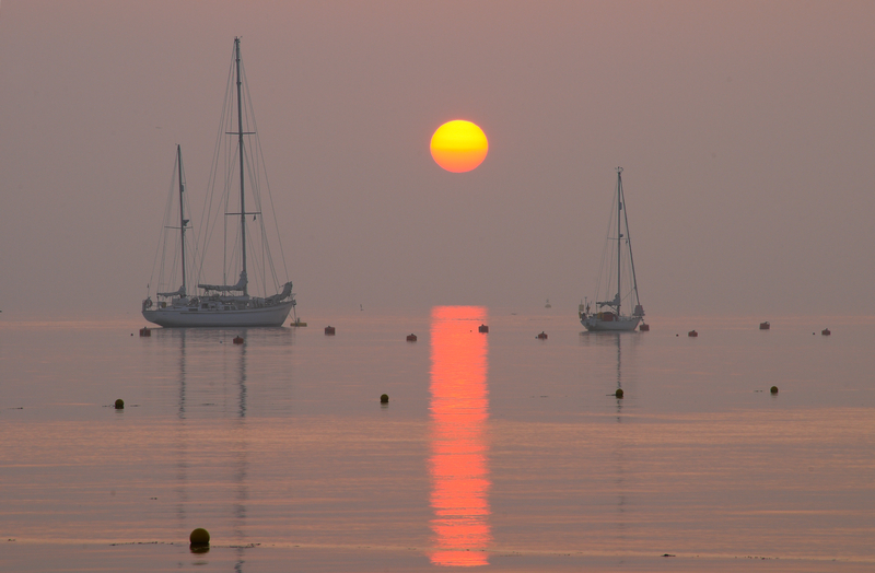 z1962 Pastel Dawn, Yarmouth - Yarmouth to West Cowes