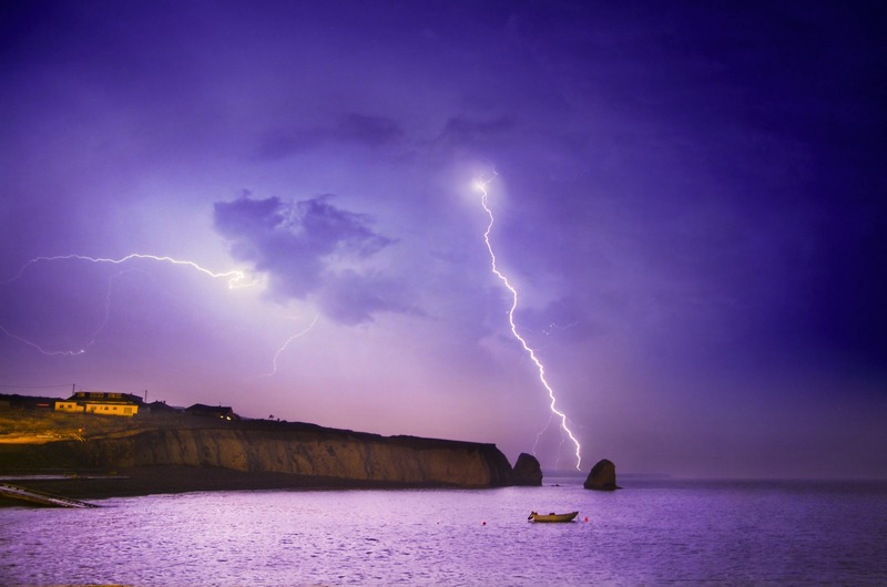 577 Lightning, Freshwater bay - The Lightning Gallery