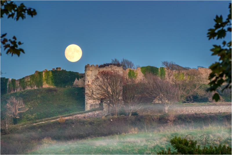 Castle done - The Inner Island inc Newport & Godshill