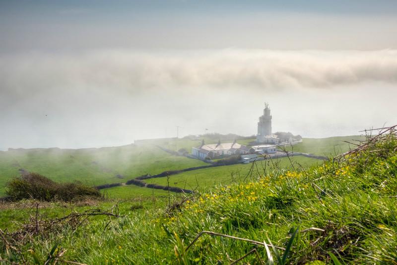 z3193 Seasonal Mists, St Catherines Lighthouse - Latest Photos