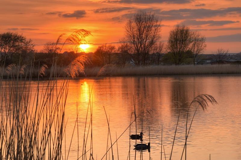z2375 Boating Lake, Sandown - Sandown, Shanklin, Luccombe and Wroxall