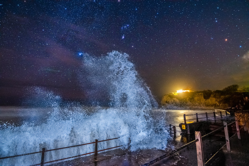 z2865 Freshwater Waves by Starlight - Freshwater Bay to Colwell Bay