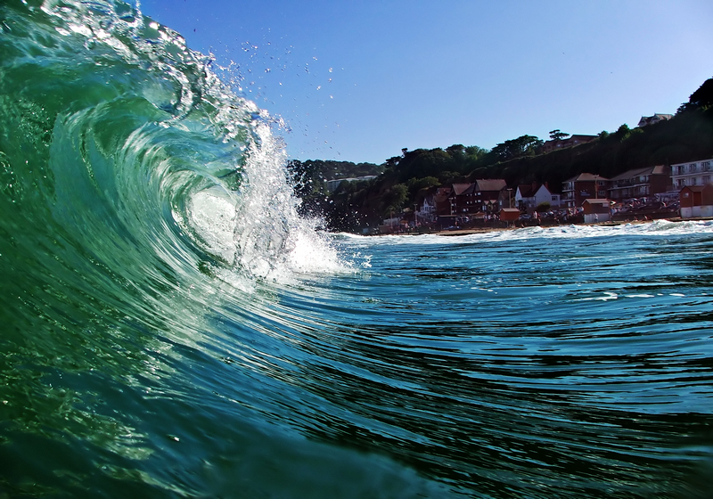 556 Shanklin Surf - Sandown, Shanklin, Luccombe and Wroxall