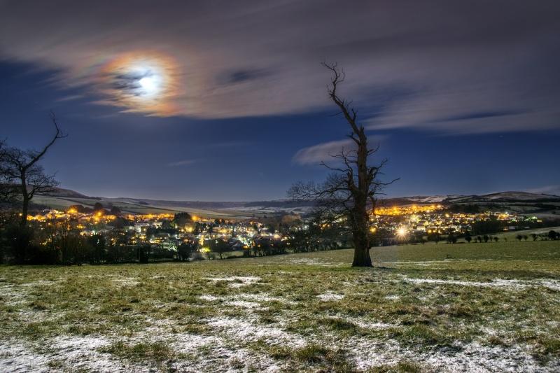 z2628 Midnight Snow, Wroxall - Sandown, Shanklin, Luccombe and Wroxall