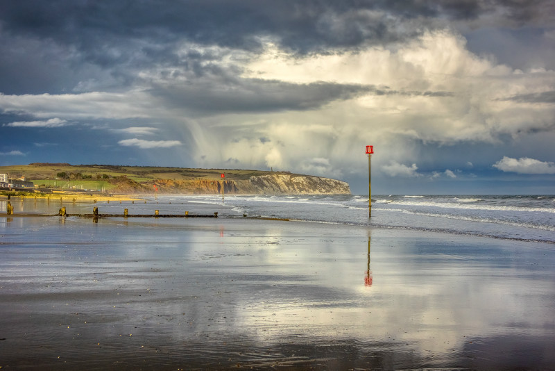 z3191 Passing Showers, Sandown Bay and Culver - Latest Photos