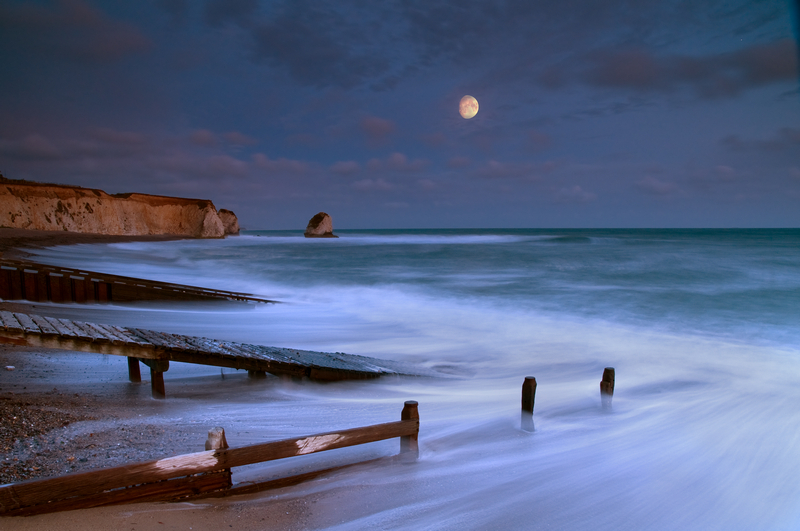 z1426 Moonlit Surf, Freshwater Bay - Freshwater Bay to Colwell Bay
