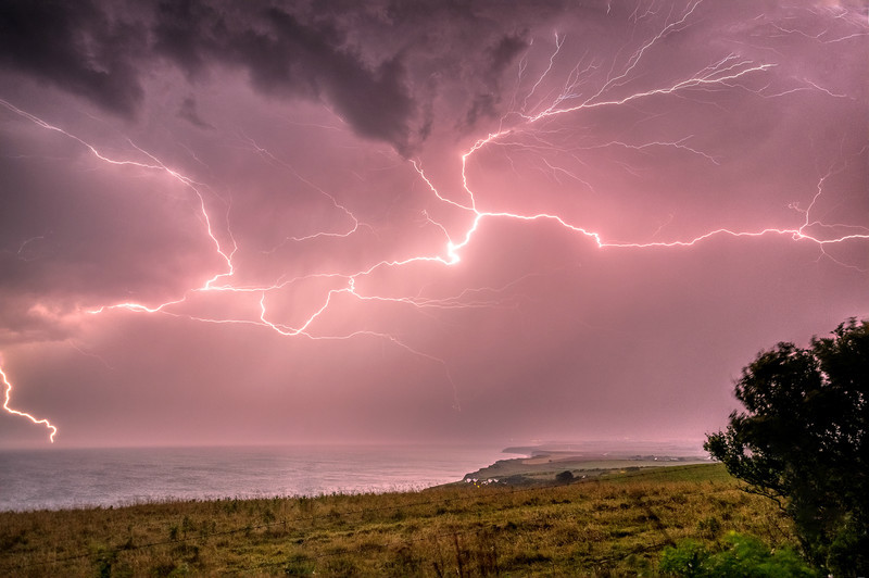 z3090 Spider Lightning, Brighstone - The Lightning Gallery
