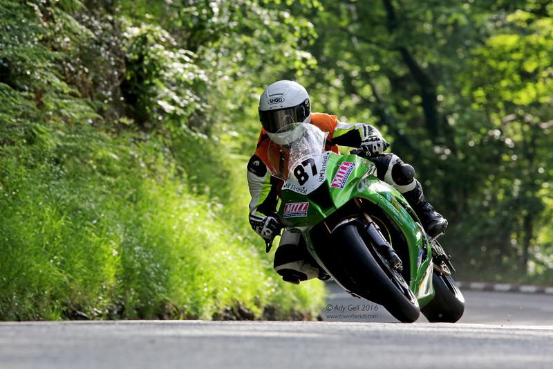 Forest Dunn - TT 2016