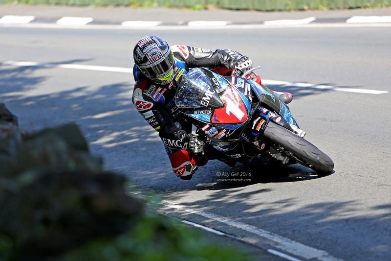 John McGuinness - TT 2016
