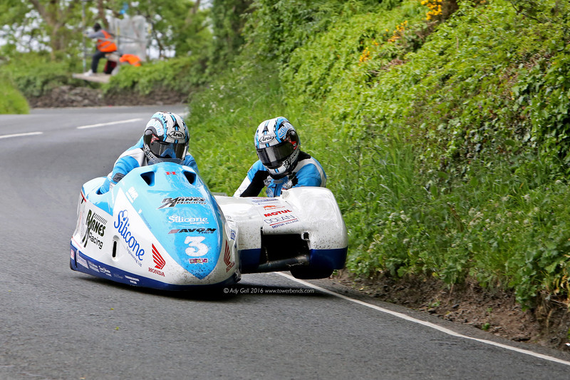 John Holden and Andy Winkle - TT 2016