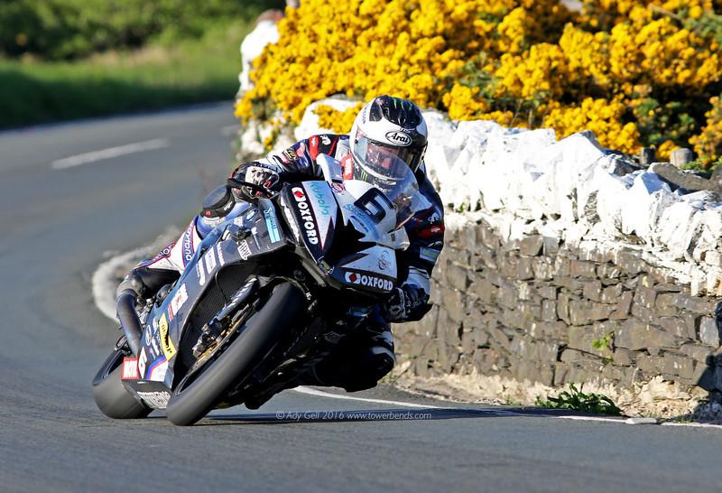 Michael Dunlop - TT 2016