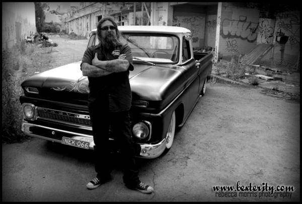 - Dean's 66 Chev C10