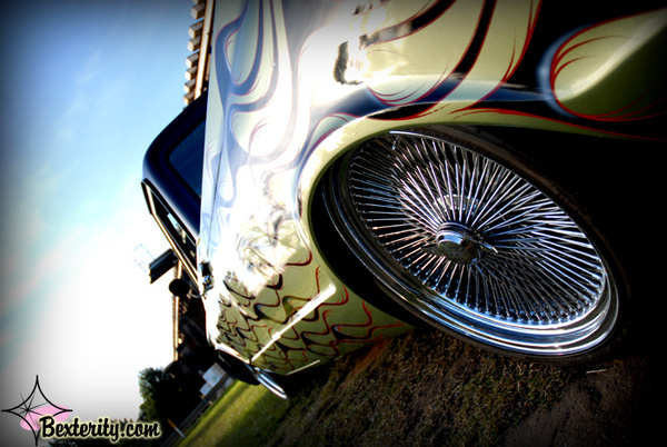 - Dean's Chev PickUp & Bike