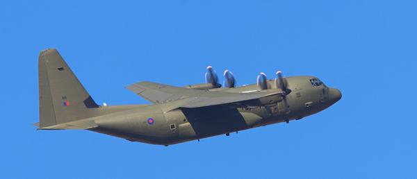 C-130 J HERCULES - Aviation