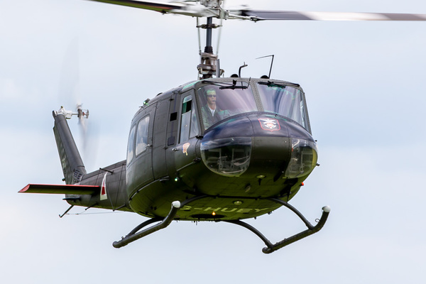 Bell Huey Iroquois - Aviation