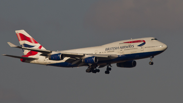 British Airways - Aviation