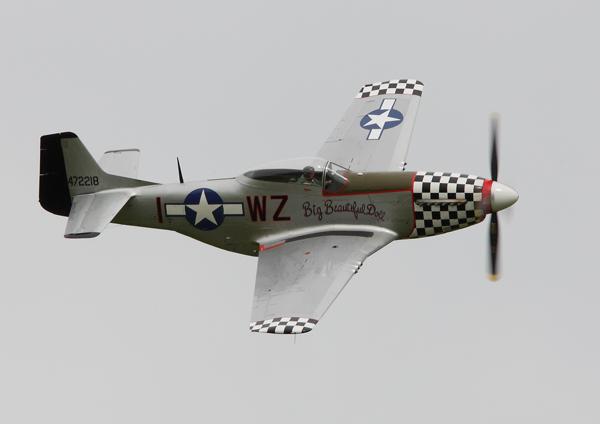 P 51 Mustang - Aviation